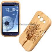 Samsung Galaxy S3 Bamboo Case