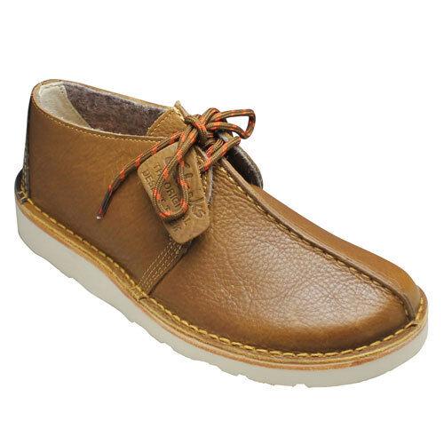 Clarks Originals Men ** Desert Trek Beeswax shoe **  UK 6,7,8 G 1
