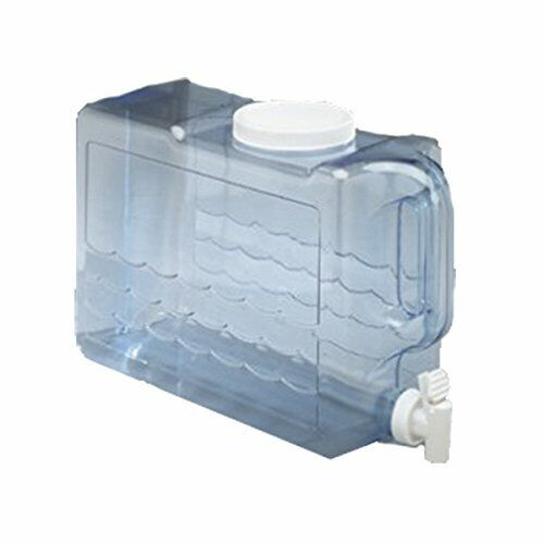 Arrow Plastic 00744 Slimline Beverage Container 2.5-Gallon 2