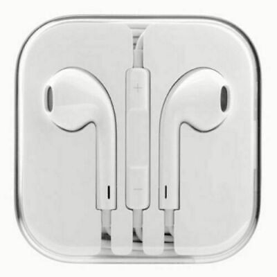 Apple EarPods Earphones For iPhone 7 6 5 Plus Remote & Mic 3.5mm Jack Earphones