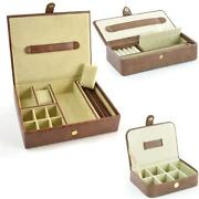 Mens Jewellery Box