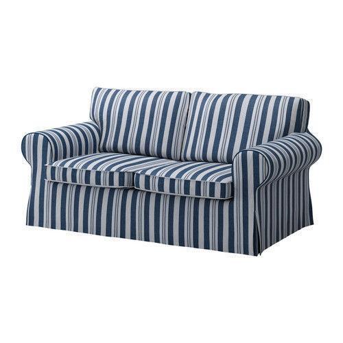 ektorp sofa blue slipcovers ebay