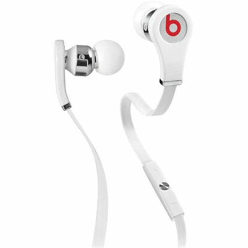 Headphones - Beats by Dr. Dre Tour In-Ear Earbuds Headphones with Remote & Mic / White