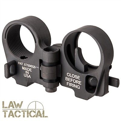 Folding Rifle - Law-Tactical Precision Rifle Side Folding Stock Adapter Gen-3M 5.56/223/308
