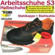 Arbeitsschuhe S3