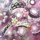 Paper Nail Art Glitters