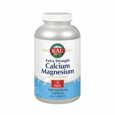 calcium magnesium extra strength 250 tabs by