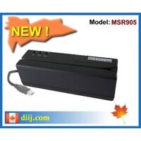 MSR905 USB Card Reader Writer