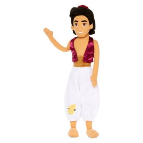 Disney Aladdin Prince Medium Plush Soft Stuffed Doll Toy 16'' 40 cm tall