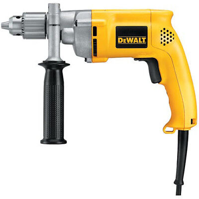 Dewalt Dw235gr 12 In. 0 - 850 Rpm 7.8 Amp Vsr Drill Certified Refurbished