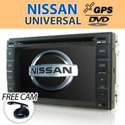 Nissan Navara DVD