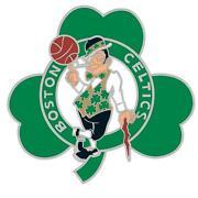 Boston Celtics Pin