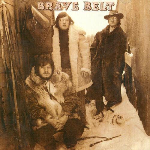 Brave Belt - Brave Belt [New CD]