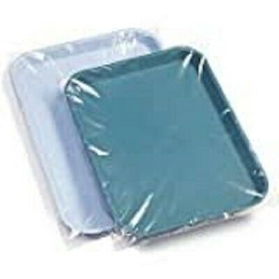 Biodegradable Tray Sleeves Large 11 58 X 16 Clear 500 Sleevesbox