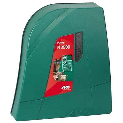 Poder N 3500 Dispositivo Valla Pasto Eléctrica Caballo Aparato Alimentador Cable