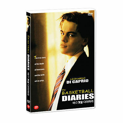 The Basketball Diaries  1995  Leonardo Dicaprio  Lorraine Bracco Dvd  New