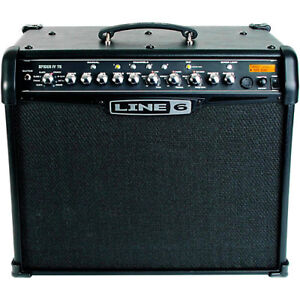 line 6 iv 75 watt amp and pedal board worth more than 500 new