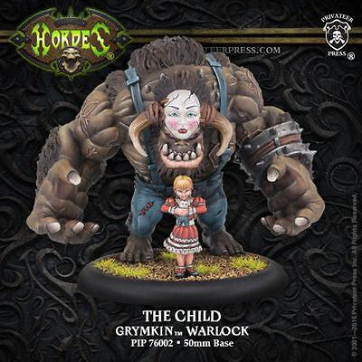 Hordes Grymkin The Child PIP76002 NIB NEW!