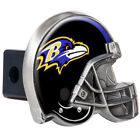 Baltimore Ravens Regular Season NFL Helmets