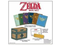 The Legend of Zelda Box Set: Prima Official Game Guide Hardcover Limited Edition