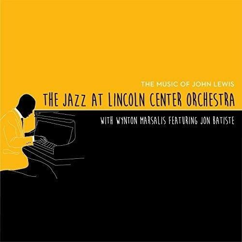 Wynton Marsalis, Joh - The Music Of John Lewis [New CD]