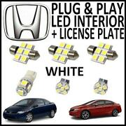 Honda Civic 2012 LED