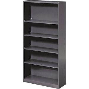 5 Metal Shelf Bookcase....HALF PRICE...