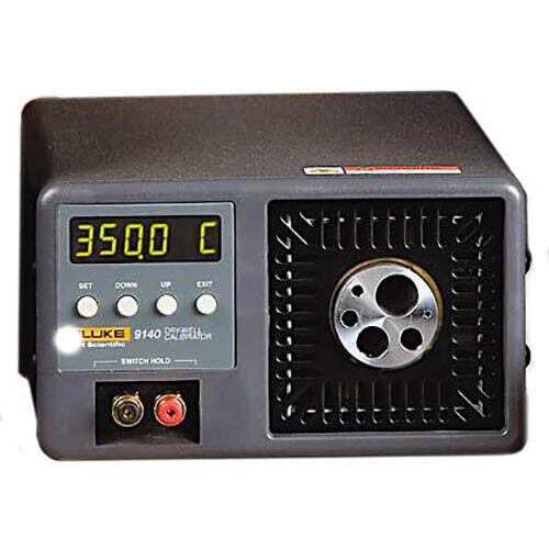 Fluke Calibration 9140-A-156 Field Dry-Well Temperature Calibrator