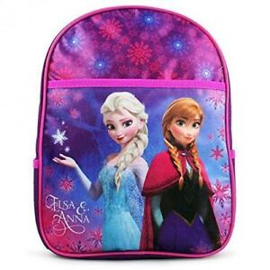 Disney Frozen Toddler Anna and Elsa Backpack