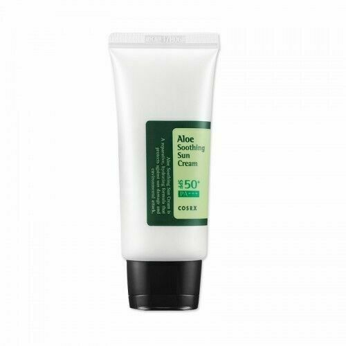COSRX Aloe Soothing Sun Cream SPF50 PA+++ US Seller FREE Shipping