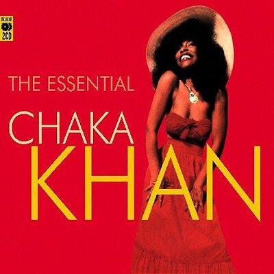 Chaka Khan   Essential  New Cd  Uk   Import