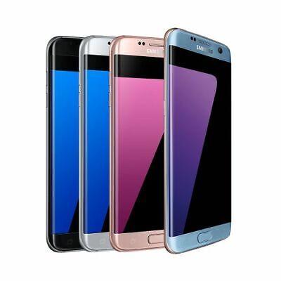 Samsung Galaxy S7 Edge SM-G935T 32GB for T-mobile Metro + Unlocked Shadow Burn