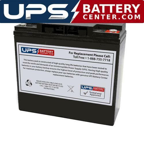 Narada 6-FM-20 12V 20Ah Replacement Battery