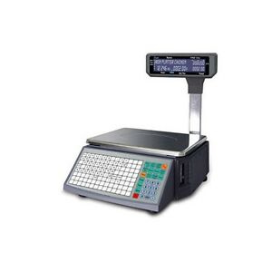 LS2X Retail Shop Thermal Label Printing Scale Butchers / Deli / Grocer Class III