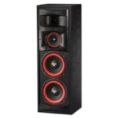 """Cerwin Vega XLS-28 Dual 8"""" 3 Way Floor Standing Tower Speakers 250 Watt NEW"""