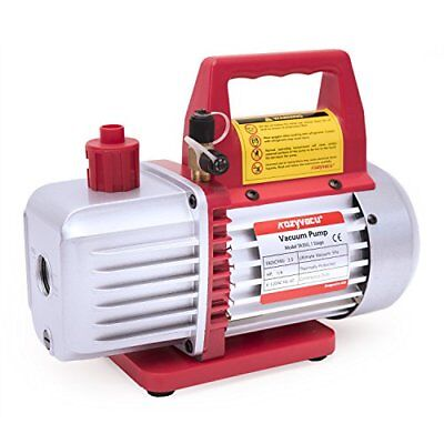 Kozyvacu Ta350 Single-stage Rotary Vane Vacuum Pump For Hvacauto Ac Refrigerant
