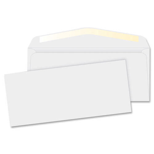 "MyOfficeInnovations Business Envelopes 24 lb. No. 10 4-1/8""x9-1/2"" 500/BX WE"