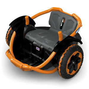 Power Wheels Ride on Battery operated Wild Thing