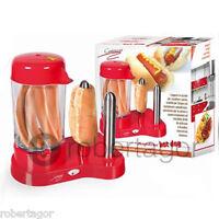 Macchina Cuoci Hot Dog Maker Doppia Cottura A Vapore Bollitore Wurstel Panini -  - ebay.it