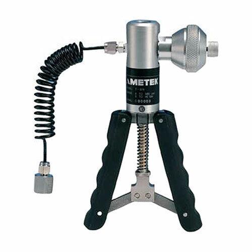 Ametek T-960-KIT Pneumatic Hand Pump, 0-30 psi, with Gauge