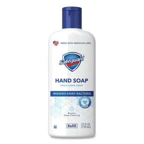 Safeguard 87850EA 25 oz. Liquid Hand Soap - Fresh Clean Scent New