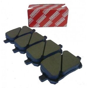 Front Brake pads for Toyota Solara