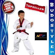 Taekwondo Anzug Schwarz
