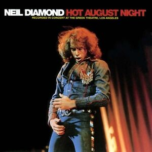 Neil Diamond ‎– Hot August Night - 2 Vinyl LP w/Gatefold - 1972