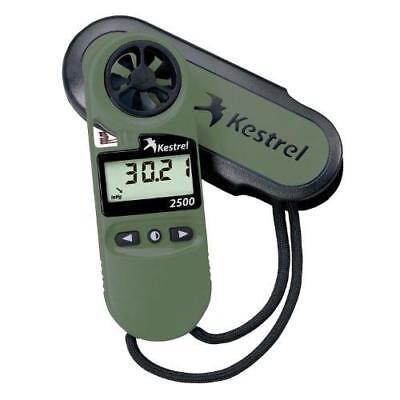 Kestrel 2500NV Wind, Temp, Pressure Meter - 0825NV - Made in USA - Dealer