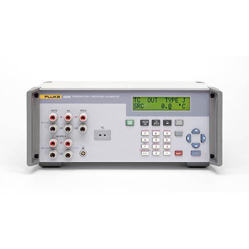 Fluke 525B/A0 120V Temperature/Pressure Calibrator