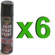 Matt Black Car Spray Paint