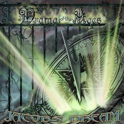 New  Jacobs Dream   Drama Of The Ages  Metal Blade  Cd