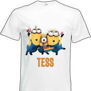 Personalised Childrens T-shirts