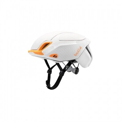 BOLLE The One Premium Helm Gr.54-58cm M White Orange